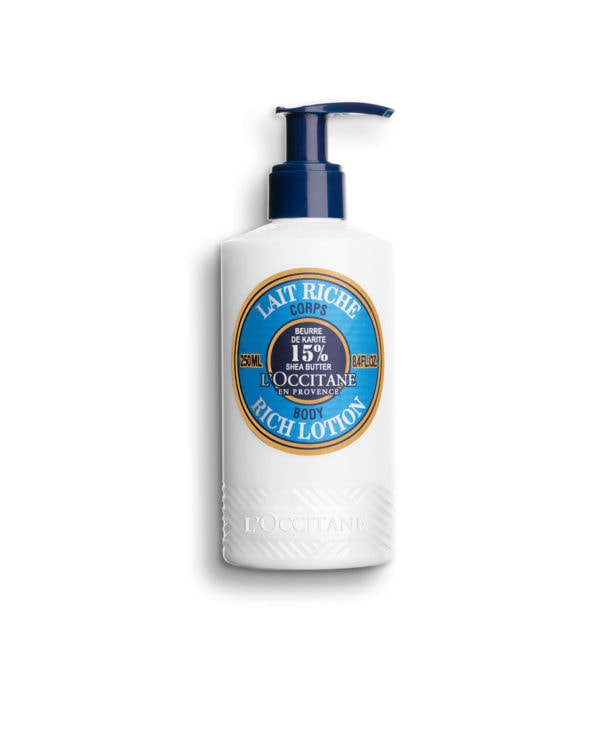 Shea Body Rich Lotion 3