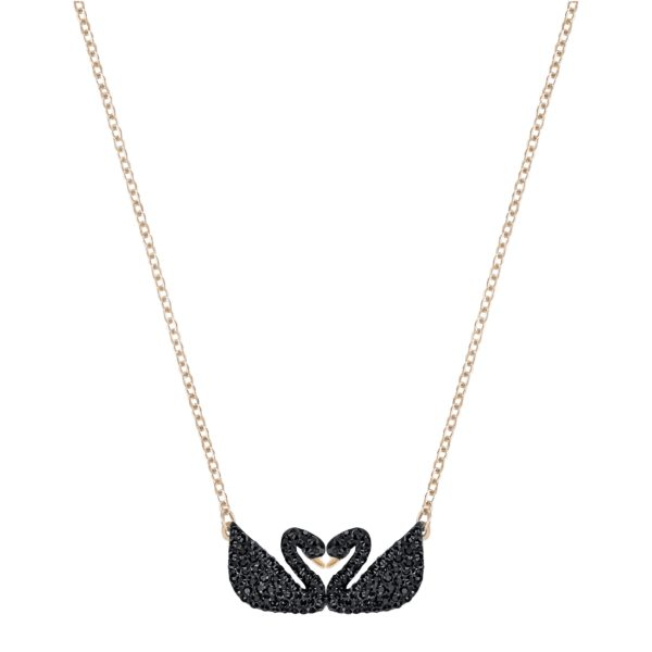 Iconic Swan Double Necklace 6