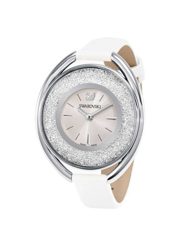 Crystalline Oval Watch 5