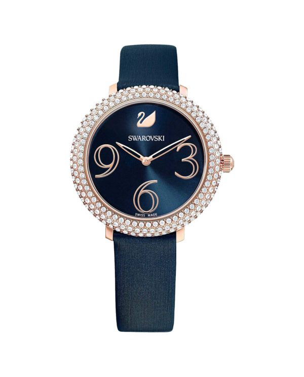 Crystal Frost Blue Watch 3