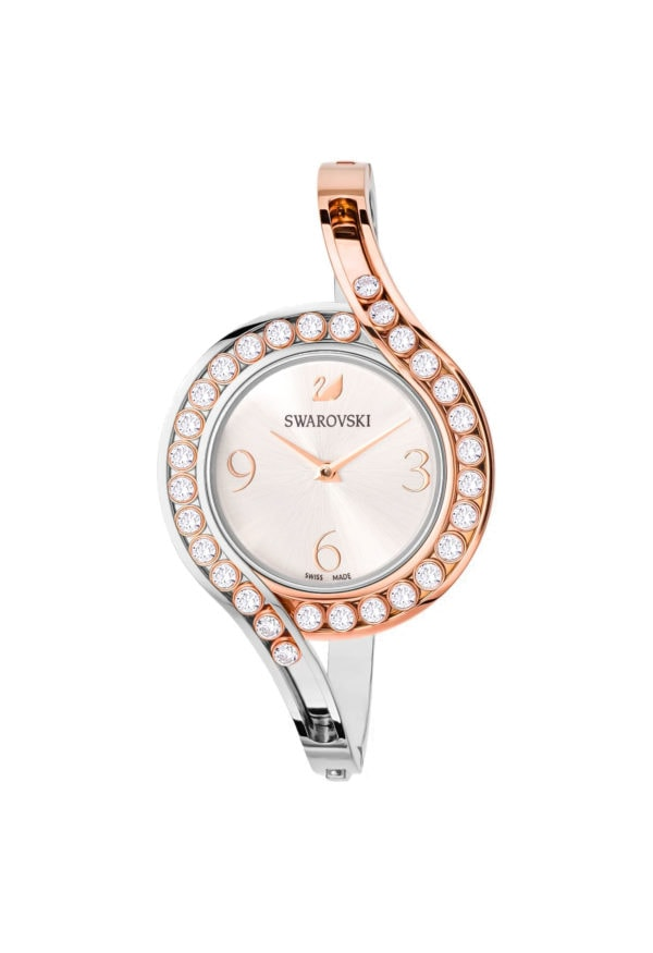 Lovely Crystals Bangle Watch 3