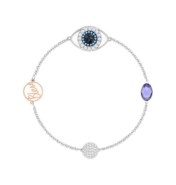 Remix Collection Evil Eye Strand Bracelet 3