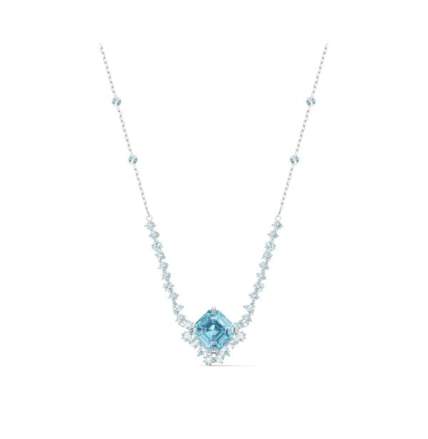 Sparkling Aqua Necklace 3